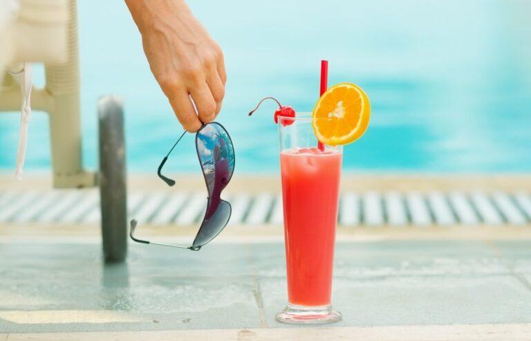 La Isla Bonita drink