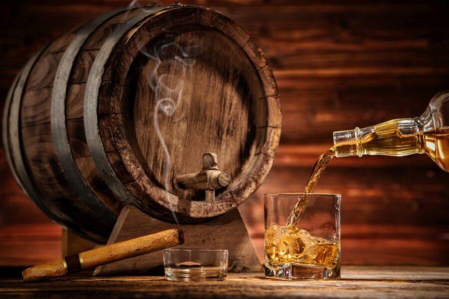 najdroższe whisky