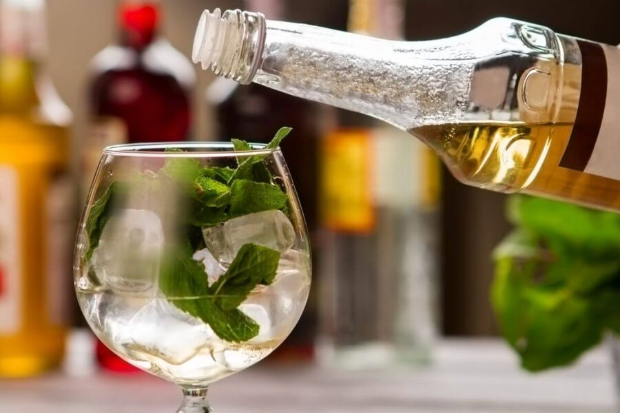 syropy do drinków