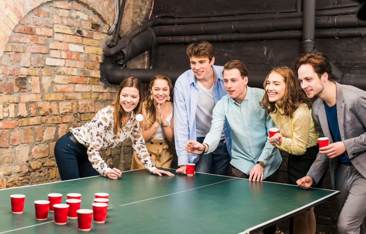 gry alkoholowe