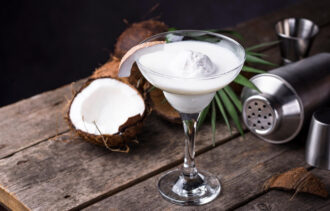 likier kokosowy