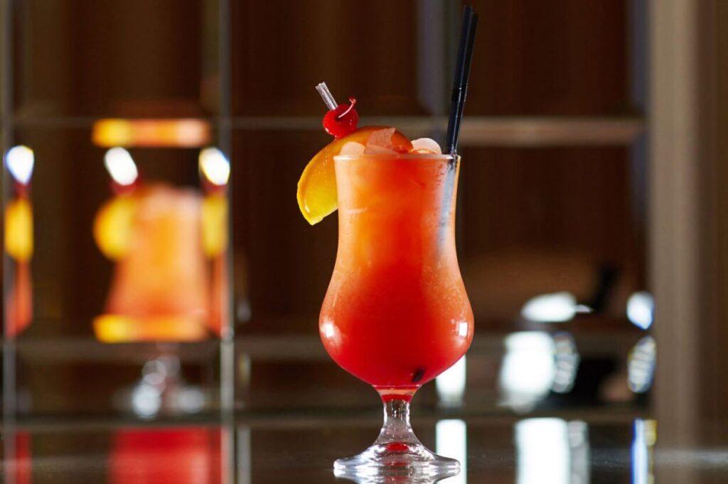 Tequila Sunrise – przepis i sposób wykonania